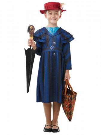 MARY POPPINS RETURNS DELUXE COSTUME, CHILD