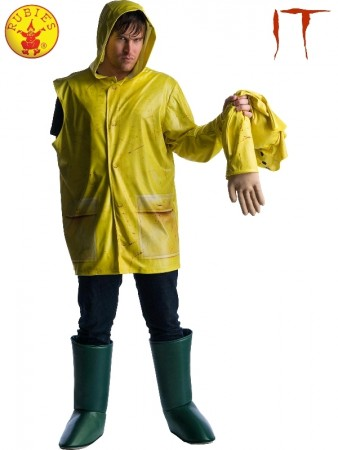 GEORGIE DENBROUGH 'IT' COSTUME, ADULT