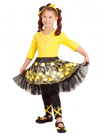 Emma Ballerina The Wiggle Girl Child Kids Book Week Party Dress Up Costume