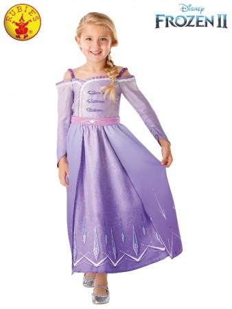 ELSA FROZEN 2 PROLOGUE COSTUME, CHILD