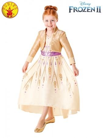 ANNA FROZEN 2 PROLOGUE COSTUME, CHILD