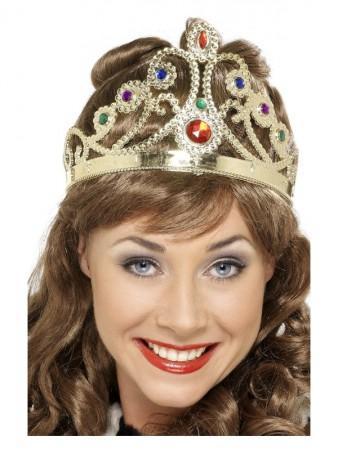 Gold Queen's Crown cs1437