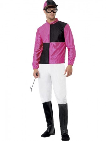 Jockey Costume 3