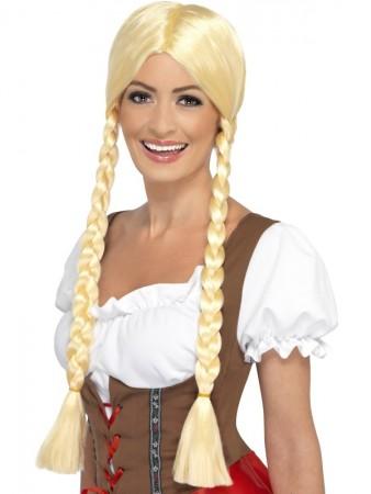 Blonde Bavarian Beauty Wig 21817