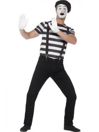 Gentleman Mime COSTUMES CS-24596_2