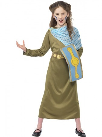 Horrible Histories Boudica Costume 2