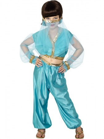 ARABIAN PRINCESS COSTUME CS27265