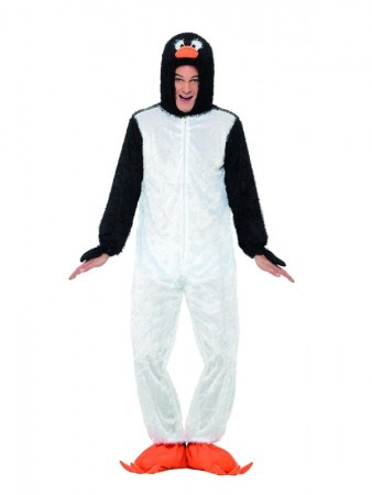Unisex Penguin Animal Onesie Adult Kigurumi Cosplay Costume Pyjamas Pajamas Sleepwear