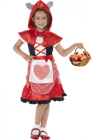 Red Riding Hood Costume CS41100_1