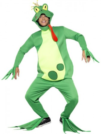 Frog Prince Costume 2