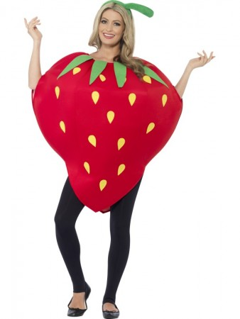 Strawberry Costume 1
