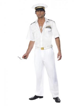 Top Gun Captain Costume cs32896