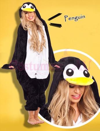 Onesies & Animal Costumes Australia - Penguin Onesie Animal Costume
