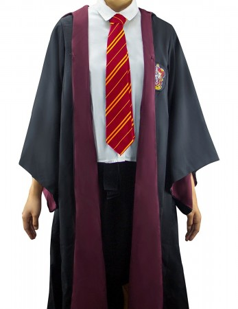 Mens Ladies Harry Potter Adult Robe Costume Cosplay Gryffindor