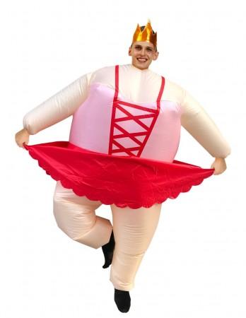 ballet dancer inflatable costume tt2015