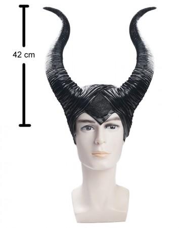 Maleficent Horns Headwear tt026