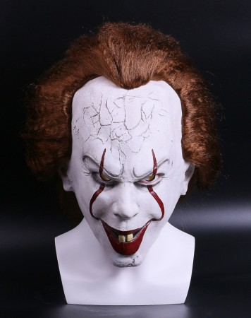 Halloween Pennywise the Dancing Clown Mask