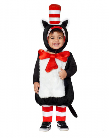 Infant Dr Seuss Cat In The Hat Costume PP1005