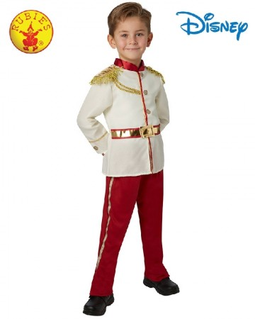 Kids Prince Boys Costume Disney Storybook Fairytale Story Book Week Outfit