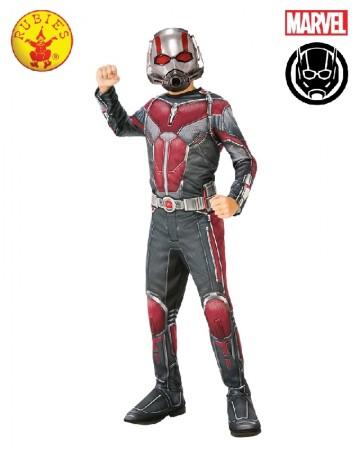 Ant-Man Boys Superhero Marvel Child Comic Book Day Costume