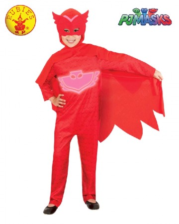 OWLETTE GLOW IN THE DARK COSTUME