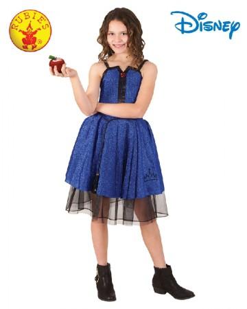 Child Deluxe EVIE DESCENDANTS Isle Disney Costume Girls Book Week