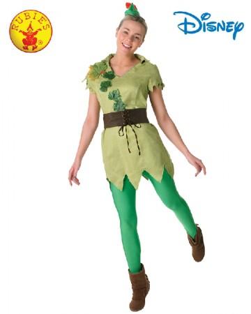 Ladies Disney Peter Pan Costume