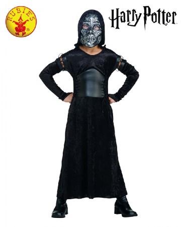 Bellatrix Lestrange Harry Potter Death Eater Fancy Dress Halloween Child Costume