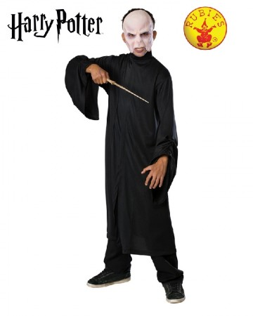 Kids Voldemort Harry Potter Wizard Costume