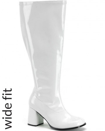 Go Go White Boots ss-101_1