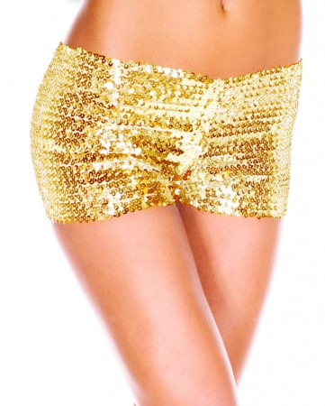 sequin shorts 145G