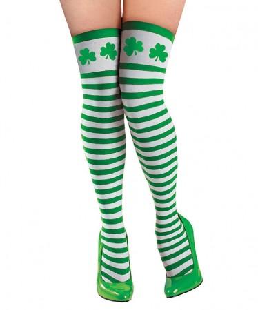 ST PATRICKS DAY Stockings lx3-14-1