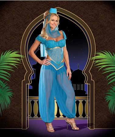 Arabian Genie Aladdin Costume lg3116