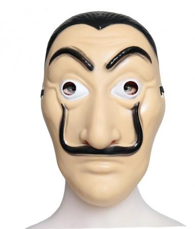 Salvador Dali Money Heist Mask lx2027_1