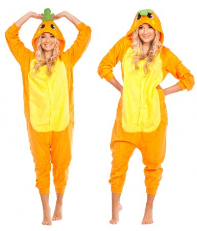 Onesies & Animal Costumes Australia - Carrot Onesie Animal Costume