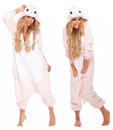 Onesies & Animal Costumes Australia - Pink Dinosaur Onesie Animal Costume