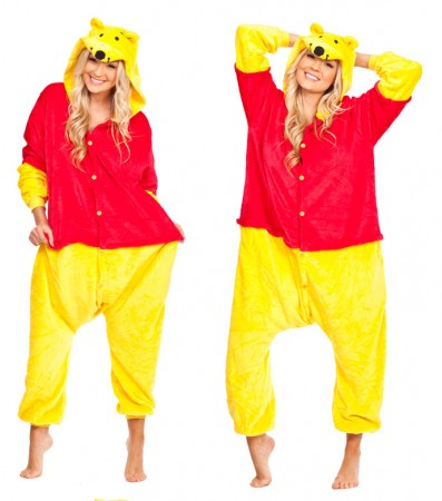 Onesies & Animal Costumes Australia - Winnie Onesie Animal Costume