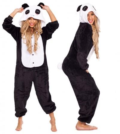 Onesies & Animal Costumes Australia - Panda Onesie Animal Costume
