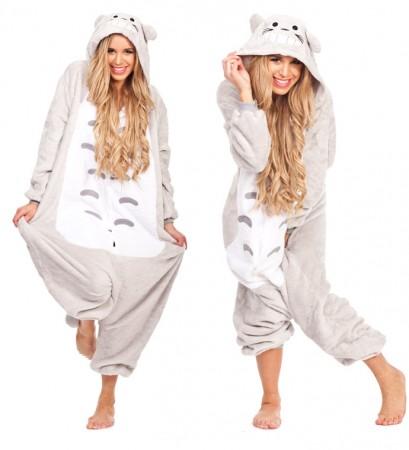 Onesies & Animal Costumes Australia - Totoro Onesie Animal Costume