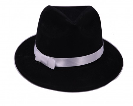 Kids 1920s 20s Gangster Costume Dress Up Party Plastic Halloween Cap Hat Accessory