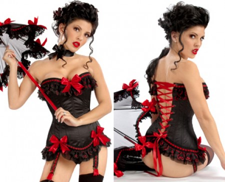 Corsets Bustiers a78