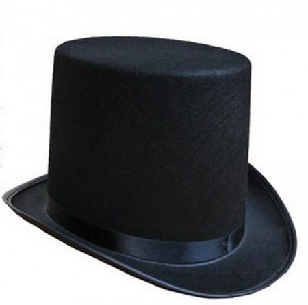 Kids Top Hat Mat Hatter Party Costume Magician Wedding Fedora Lincoln Victorian Gentleman Ring Master