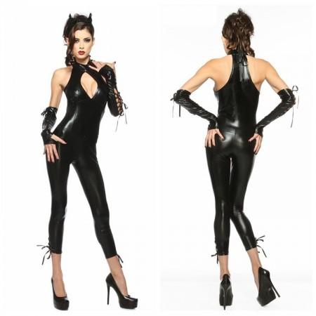 Sexy Cat Woman Costume Ladies