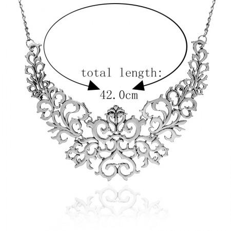 Deco Vintage 20s  Flapper Necklace Downton Wedding Boho Goddess
