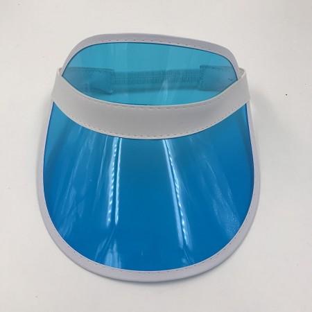 Light Blue Unisex Sun Visor Cap Golf