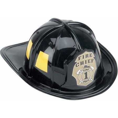 Fireman Helmet Firefighter Costume Cap Hat