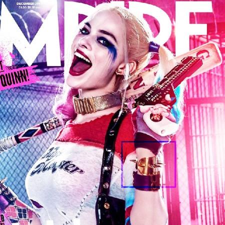 Harley Quinn Suicide Squad Bracelet