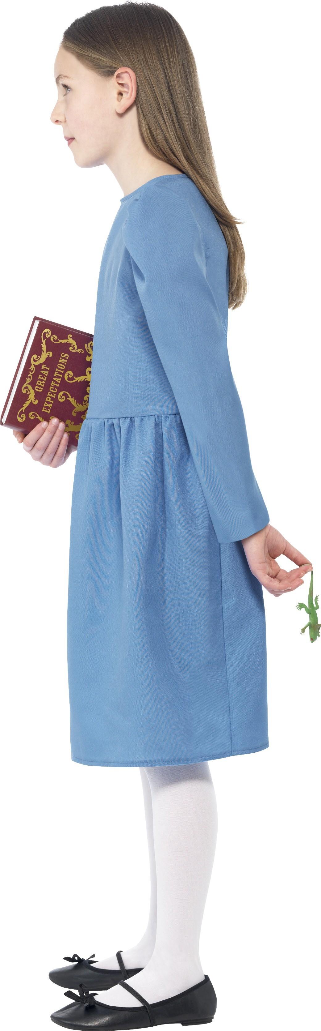 Roald Dahl Matilda Girls World Book Week Fancy Dress Up