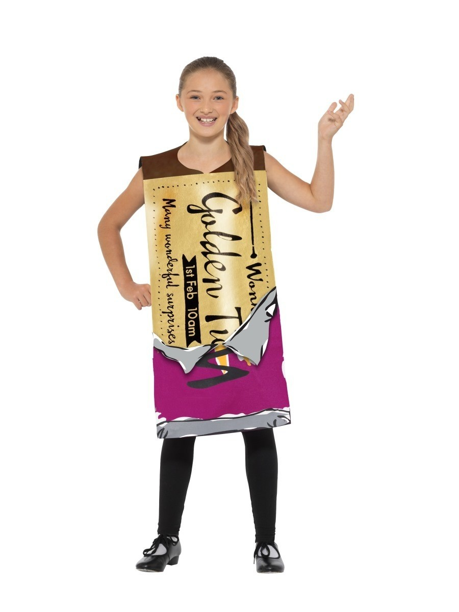 Charlie Bucket Costume Chocolate Factory Costume Fancy Dress World Book Day Week