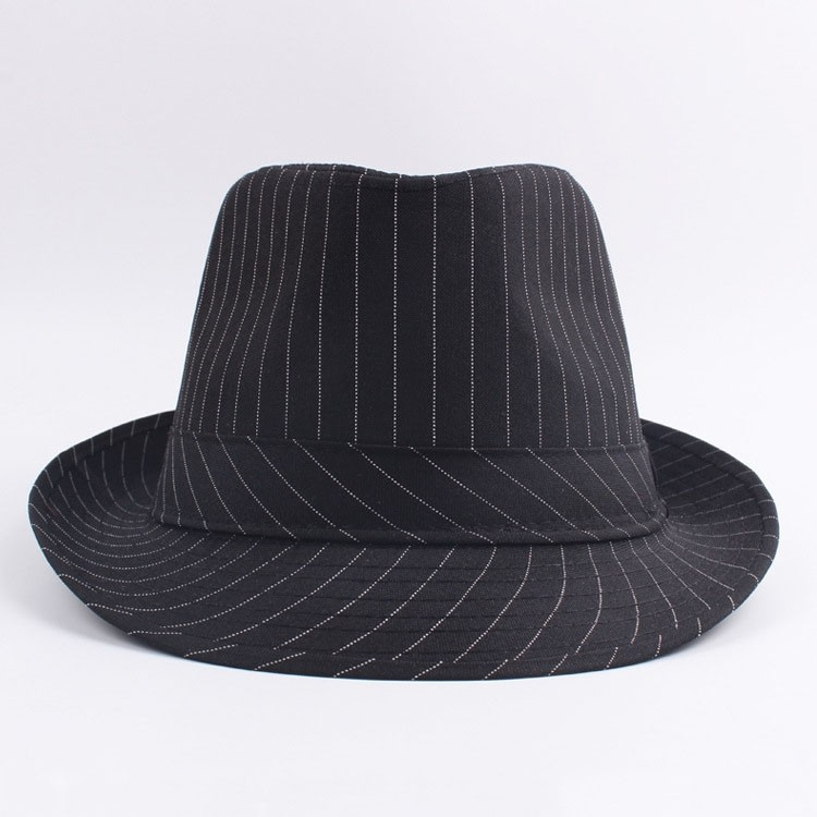 8d57b63788002 Adult 1920 s 20s Gangster Hat Trilby Al Capone Gatsby Fancy Dress Costume  Accessory